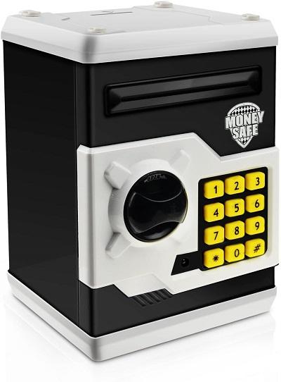 Caja de Dinero electronica Safe Locks